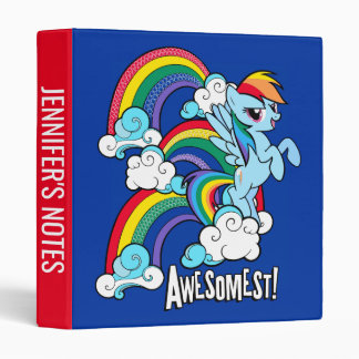 Rainbow Dash | Awesomest! Vinyl Binders