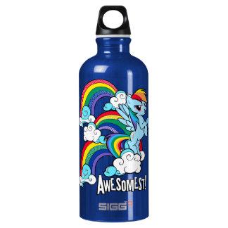 Rainbow Dash   Awesomest! Water Bottle