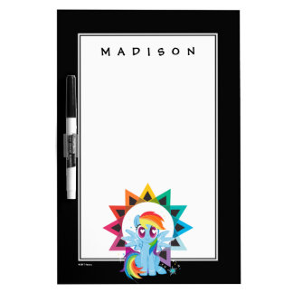 Rainbow Dash | Rainbow Powered Dry Erase Board