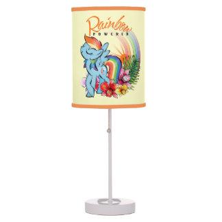 Rainbow Dash | Rainbow Powered Table Lamp