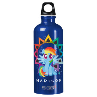 Rainbow Dash | Rainbow Powered Water Bottle