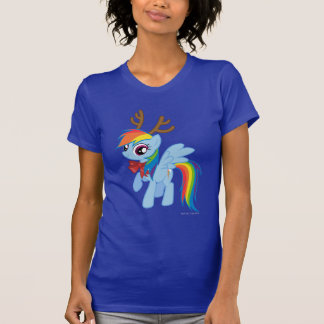Rainbow Dash Reindeer T-Shirt