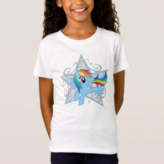Rainbow Dash Star T-Shirt