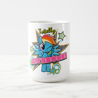 Rainbow Dash | Totally Awesome! Coffee Mug