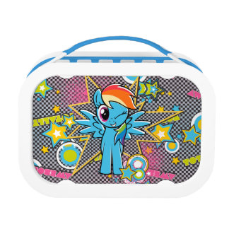 Rainbow Dash | Totally Awesome! Lunch Box