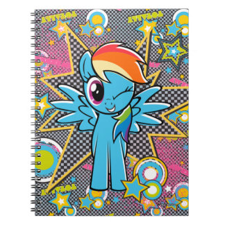 Rainbow Dash | Totally Awesome! Notebook
