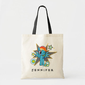 Rainbow Dash | Totally Awesome! Tote Bag