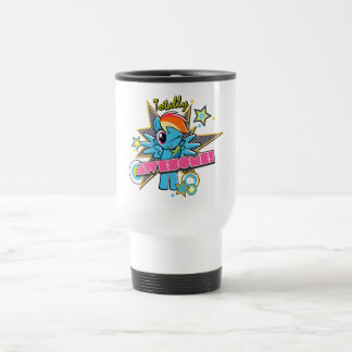 Rainbow Dash   Totally Awesome! Travel Mug