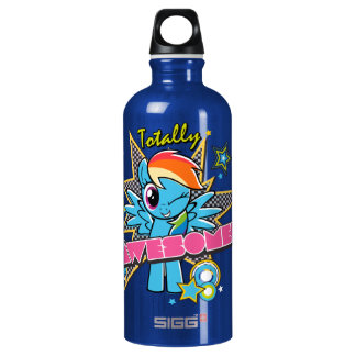 Rainbow Dash | Totally Awesome! Water Bottle
