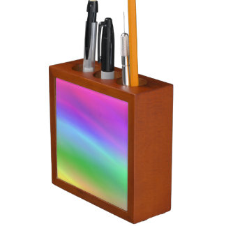 Rainbow Desk Organizer