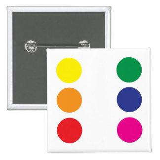 Rainbow Dice Button