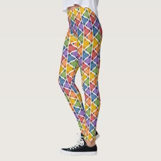 Rainbow Dogs Leggings