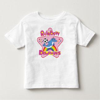 Rainbow Dolphins T-Shirt (2T-4T)