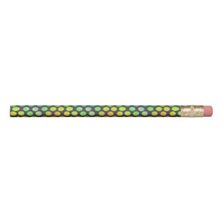 Rainbow Dots Pencil