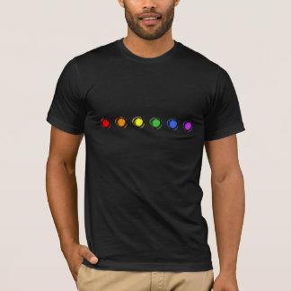 Rainbow Dots Tee