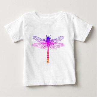 Rainbow Dragonfly Baby T-Shirt