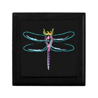 Rainbow Dragonfly Gift Box