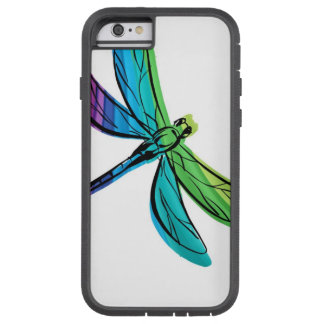 Rainbow Dragonfly Tough Xtreme iPhone 6 Case