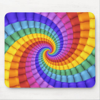 Rainbow Dreamin Mouse Pad