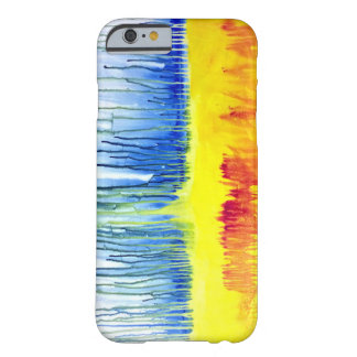 Rainbow Drip iPhone 6/6s Case