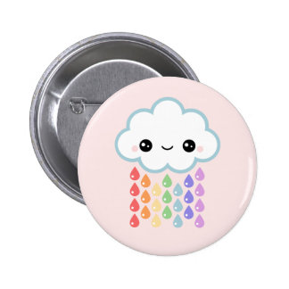 Rainbow Drops Button