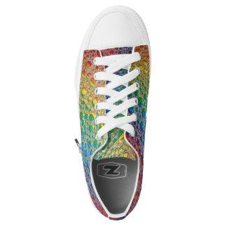 Rainbow Drops Low Top Shoe