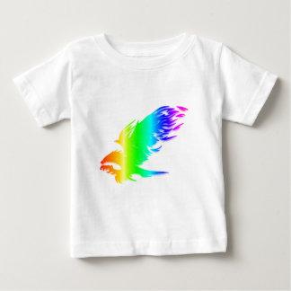 Rainbow Eagle #2 Baby T-Shirt