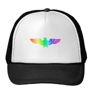 Rainbow Eagle 6 Trucker Hat