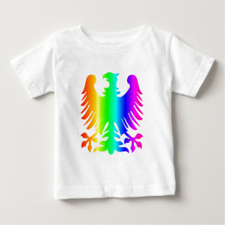Rainbow Eagle Baby T-Shirt