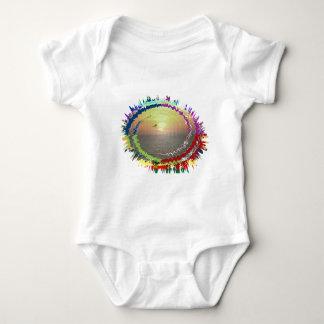 Rainbow Earth n Sky Tshirt