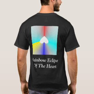 Rainbow Eclipse Of The Heart T-Shirt
