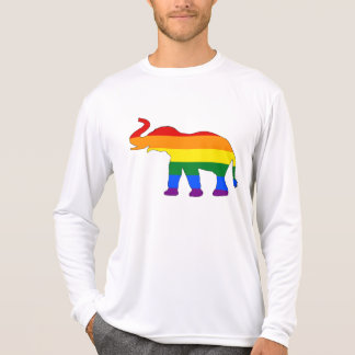 Rainbow Elephant T-Shirt