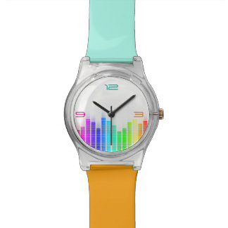 rainbow equalizer watch