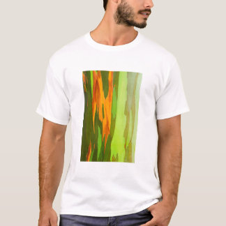 Rainbow Eucalyptus bark, Hawaii T-Shirt