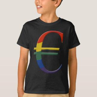 Rainbow euro T-Shirt