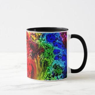 Rainbow Explosion Mug