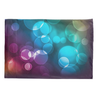 Rainbow Faerie Bubbles Airbrush Art Pillowcase