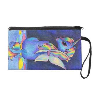 Rainbow Faerie Unicorn Bagettes Bag Wristlets