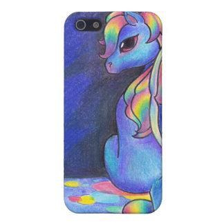 Rainbow Faerie Unicorn iPhone 5/5S Cover