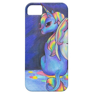 Rainbow Faerie Unicorn iPhone 5 Cover