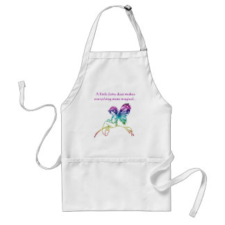 Rainbow Fairy apron