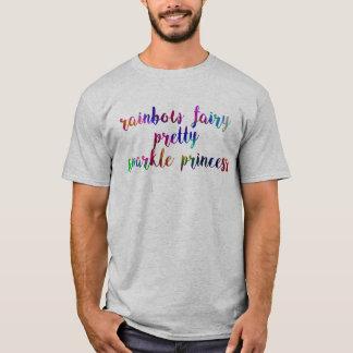 Rainbow Fairy Pretty Sparkle Princess Shirt
