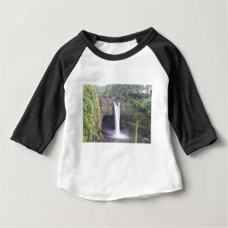 Rainbow Falls Hawaii Baby T-Shirt