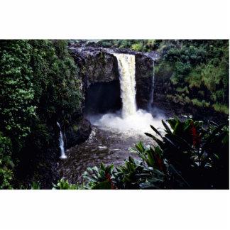 Rainbow Falls - Hilo Hawaii Photo Cutouts