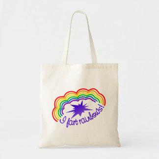 Rainbow Farts bag - choose style  color