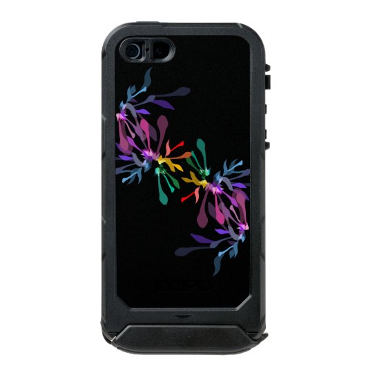 Rainbow Fireworks Incipio ATLAS ID™ iPhone 5 Case