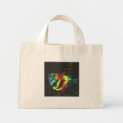 Rainbow Fish bag