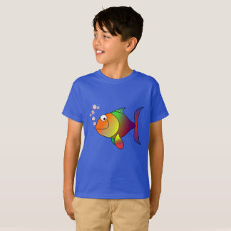 Rainbow fish T-Shirt