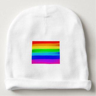 Rainbow Flag Baby Hat Baby Beanie