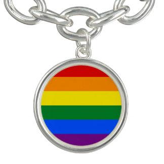 Rainbow Flag Bracelet